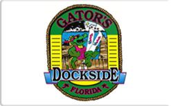 Sell Gator's Dockside Gift Card