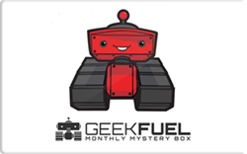 Sell Geek Fuel Gift Card