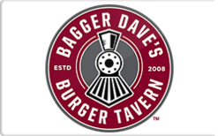Sell Bagger Dave's Gift Card