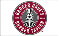 Buy Bagger Dave's Gift Card