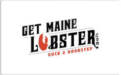 Sell Get Maine Lobster.com Gift Card
