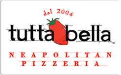 Buy Tutta Bella Gift Card