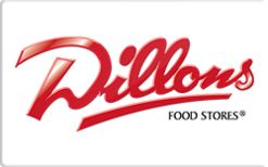 Dillons Grocery Gift Card - Check Your Balance Online | Raise.com