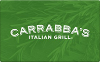 Buy Carrabba's Italian Grill (Physical) Gift Card