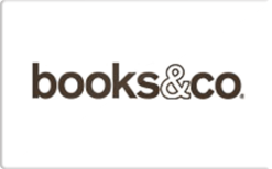 Buy Books & Co Gift Card