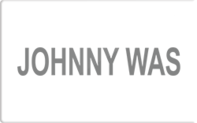 Buy Johnny Was Gift Card