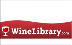 Buy Wine Library  Gift Card