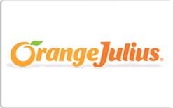 Buy Orange Julius Gift Card