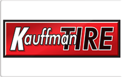 Sell Kauffman Tire Gift Card