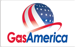 Sell Gas America Gift Card