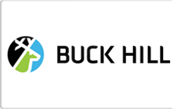Buy Buck Hill  Gift Card