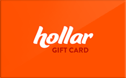 Sell Hollar.com Gift Card