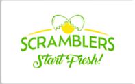 Buy Scramblers Gift Card