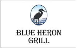 Sell Blue Heron Grill Gift Card