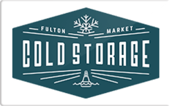 Sell Cold Storage Gift Card