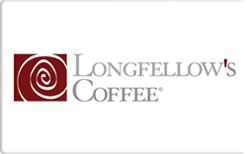 Sell Longfellow's Coffee Gift Card