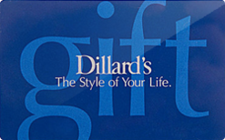 Buy Dillard's Gift Cards | Raise