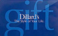 Sell Dillard's Gift Card