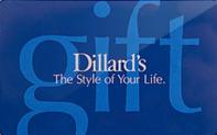 Buy Dillard's Gift Card