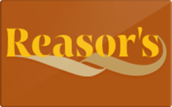 Sell Reasor's Foods Gift Card