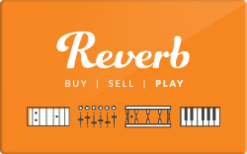 Sell Reverb Gift Card
