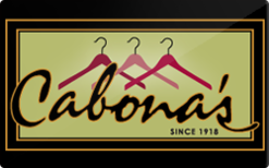 Sell Cabona's Gift Card