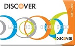 Sell Discover Gift Card