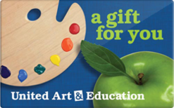 Buy United Art & Education Gift Card