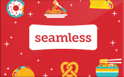 Sell Seamless Gift Card