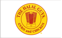 Sell The Halal Guys Gift Card