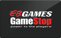 Buy EB Games Gift Card