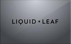 Sell Liquid & Leaf Gift Card