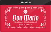 Buy Don Mario Mexican Restaurant Gift Card