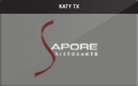 Buy Sapore Ristorante Italiano Gift Card