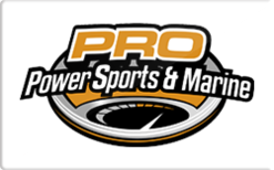 Sell Pro Power Sports & Marine Gift Card