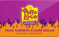 Buy El Pollo Loco Gift Card