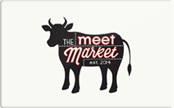 Buy The Meet Market Gift Card