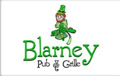 Sell Blarney Pub & Grill Gift Card