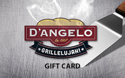Sell D'Angelo's Gift Card