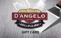 Buy D'Angelo Gift Card