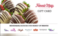Buy Fannie May Gifts Gift Card