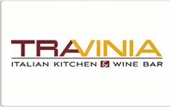 Sell Travinia Italian Kitchen & Wine Bar Gift Card