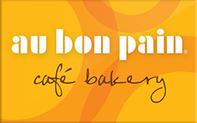 Buy Au Bon Pain Gift Card