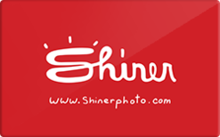 Sell Shiner Photo Gift Card