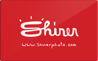 Buy Shiner Photo Gift Card