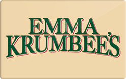 Sell Emma Krumbees Gift Card