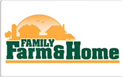 Sell Family Farm & Home Gift Card