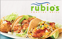 Buy Rubio's Gift Card