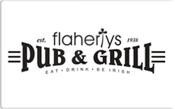 Sell Flaherty's Arden Bowl Gift Card