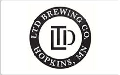 Sell LTD Brewing Co. Gift Card
